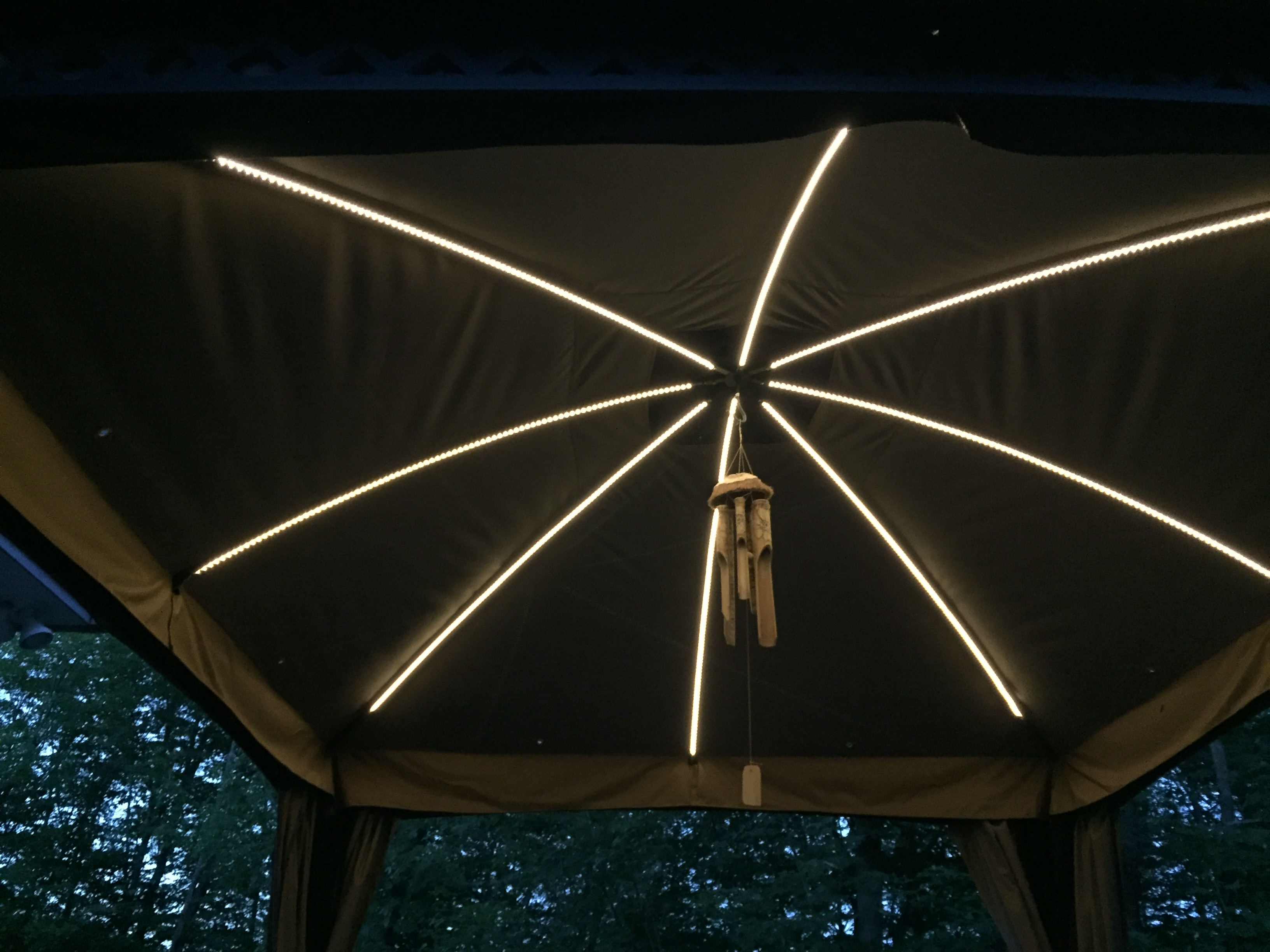 Outdoor Led Strip Light Dimmable Outdoor Lighting Ideas